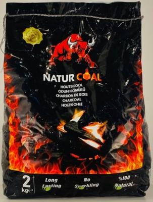 NATURCOAL HOUTSKOOL 10X2 KG