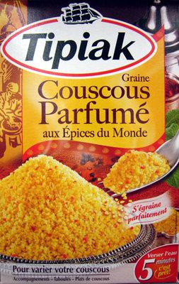 TIPIAK COUSCOUS SPICE PARFUME 12X500 GR