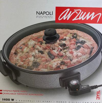 ARZUM NAPOLI PIZZA PAN  40X3 CM