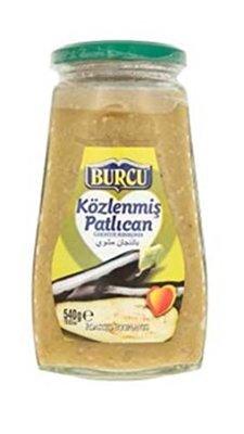 BURCU GEROOSTERDE AUBERGINES 12X540 GR