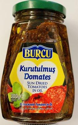 BURCU GEDROOGDE TOMAAT IN OLIE 12X300 GR