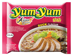 YUM YUM DUCK NOEDELS 30X60 GR