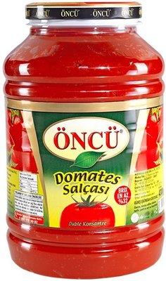 ONCU TOMATENPUREE 4X4.3 KG