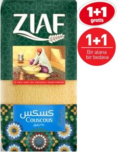 ZIAF COUSCOUS FIJN 12X1 KG