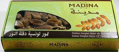 MADINA DADELS TUNESIA MET TAK 12X1 KG