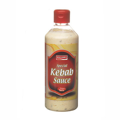 ERCIYES KEBAB SAUS 12X500 ML