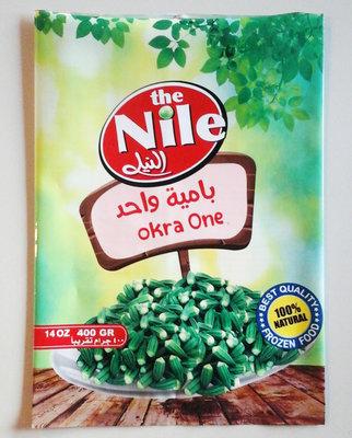 NILE OKRA NO 1  20X400 GR