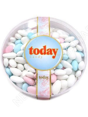 TODAY TURKISH ALMONDS CANDY 16X450 GR