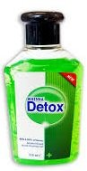 DETOX HANDGEL 12X250 ML