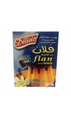 FLAN DELICO PUDING 12X103 GR