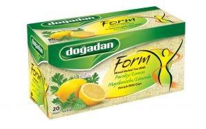 DOGADAN FORM CAY MAYDANOZ & LIMON 12X40 GR
