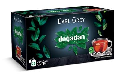 DOGADAN EARL GREY CAY SUZME POSET 12X50 GR