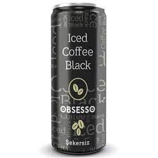 DIMES ICE KOFFIE OBSESSO 12X250 ML