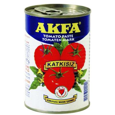 AKFA TOMATENPUREE 12X420 GR