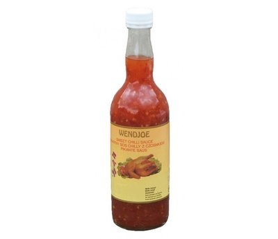 WENDJOE CHILI SAUS 12X250 ML