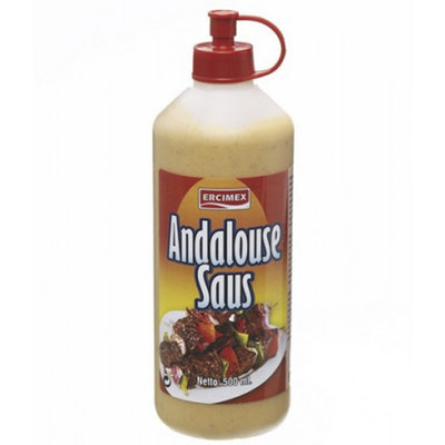 ERCIYES ANDALOUSE SAUS 12X500 GR
