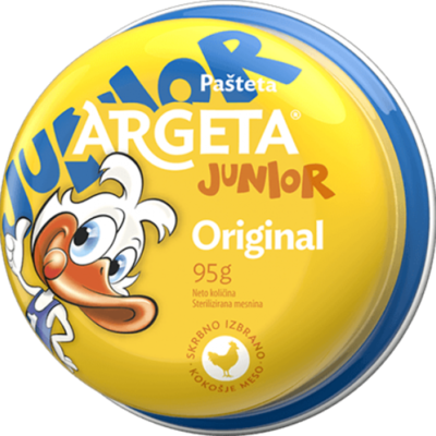 ARGETA JUNIOR ORIGINAL 12X100 GR