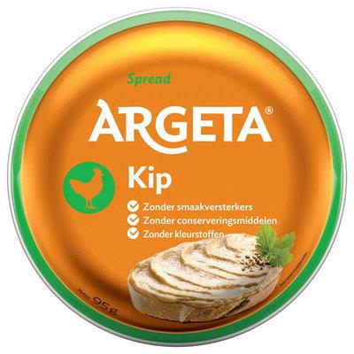 ARGETA KIP 12X100 GR