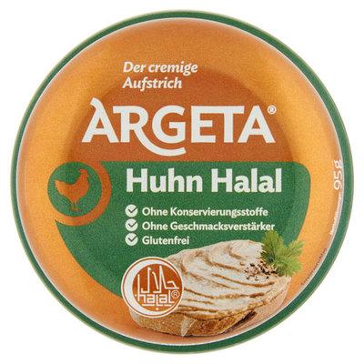 ARGETA HUHN HALAL 12X100 GR