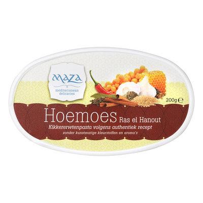 MAZA HOEMOES RAZEL HANOUT 6X200 GR