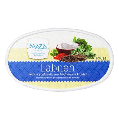 MAZA HOEMOES LABNEH 6X200 GR