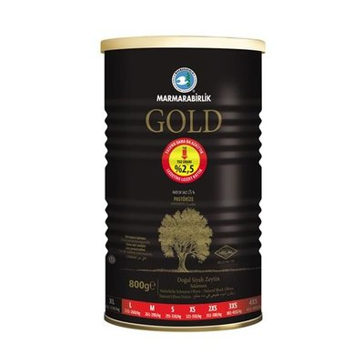 MARMARABIRLIK GOLD OLIJVEN XL 6X800 GR