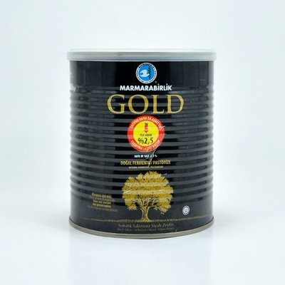 MARMARABIRLIK GOLD ZWARTE OLIJVEN XL 6X480 GR