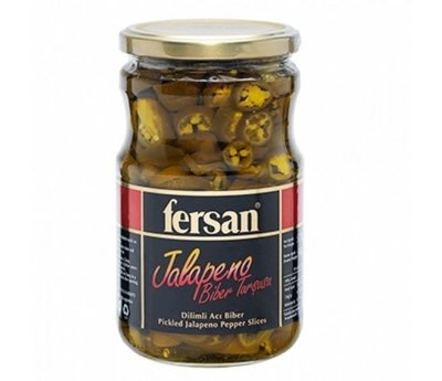 FERSAN JALAPENO PICKLES 12X370 ML