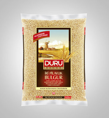 DURU BULGUR TARWE EXTRA GROF 6X2.5 KG