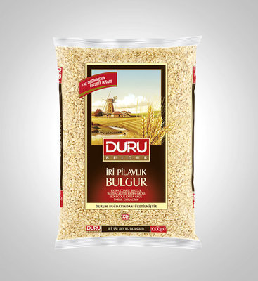 DURU BULGUR TARWE EXTRA GROF 12X1 KG