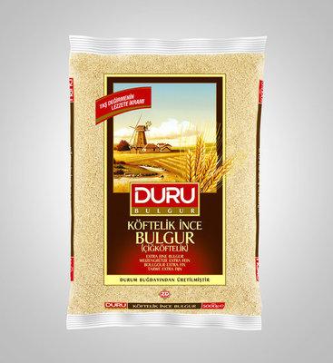 DURU BULGUR TARWE EXTRA FIJN 4X5 KG