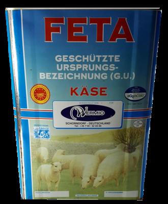 FETA GRIEKS SCHAPENKAAS 13.7 KG