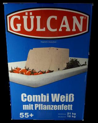 GULCAN COMBI FETA KAAS BLAUW 55% 16 KG