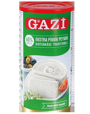 GAZI FETA KAAS 60 % 6X800 GR