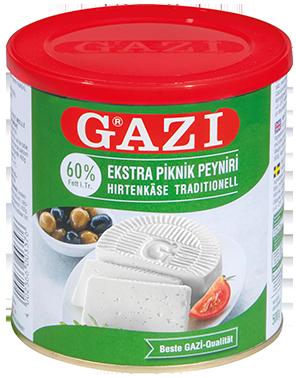 GAZI FETA KAAS 60%  6X400 GR