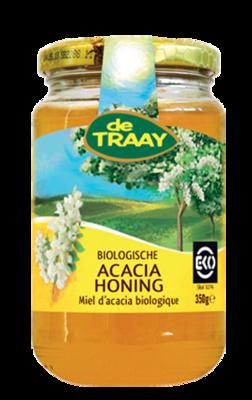 DE TRAAY BIO HONING ACCACIA 6X350 GR