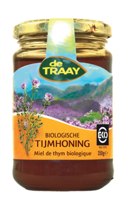 DE TRAAY EKO TIJMHONING 6X350 GR