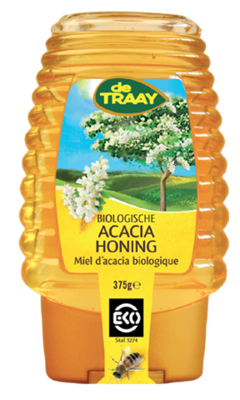 DE TRAAY ACACIAHONING 6X375 GR