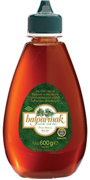 BALPARMAK DENNENHONING 6X600 GR