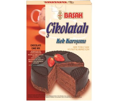 BASAK CHOCOLADE CAKEMIX 8X500 GR