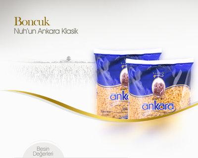 ANKARA BONCUK MACARONI 20X500 GR