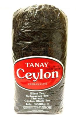 CEYLON THEE TANAY 9X1 KG