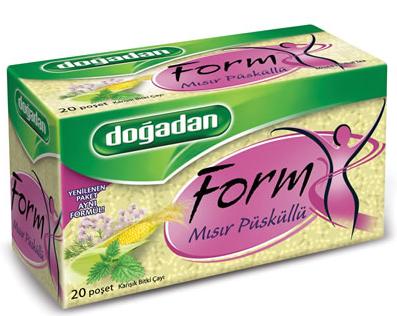 DOGADAN FORM MAISHAAR THEE 12X40 GR