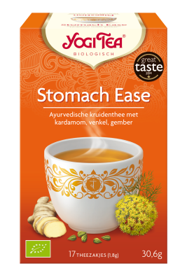 YOGI THEE STOMACH EASE 6X17 STUKS
