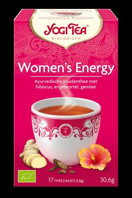 YOGI THEE WOMEN`S ENERGY 6X17 STUKS