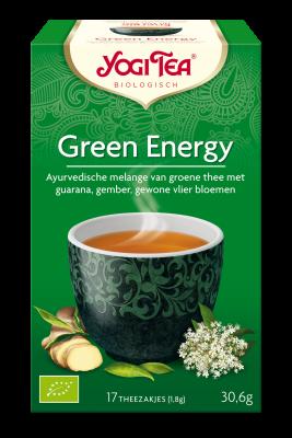 YOGI THEE GREEN ENERGY 6X17 STUKS