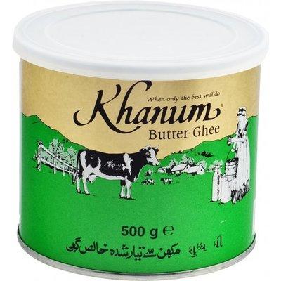 KHAANUM BOTER 12X500 GR