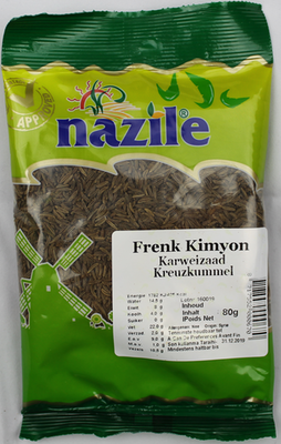 NAZILE KIMYON FRENK KARWIJZAAD 15X80 GR