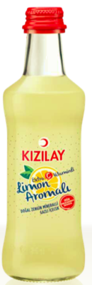 KIZILAY MINERAALWATER C PLUS VITAMINE  24X250 ML