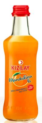 KIZILAY MINERAALWATER MANDARIJN 24X250 ML